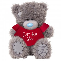 Me to You bear 30 cm with dress for sister